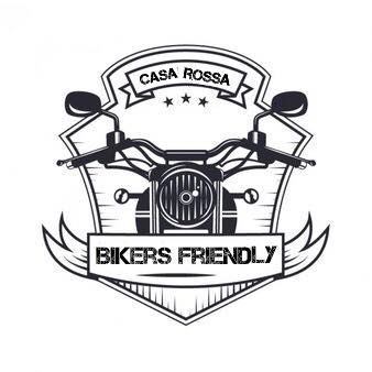 bikers friendly casarossa